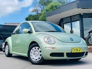 2005 Volkswagen Beetle MIAMI Manual Hatchback Auburn Auburn Area Preview