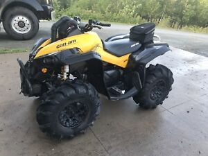 2010 Can Am Renegade 800 Xxc