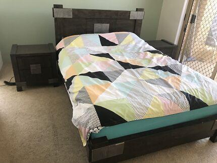 Bedroom suite - including mattress