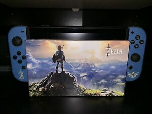 Nintendo switch Gray Bundle in Mint Condition