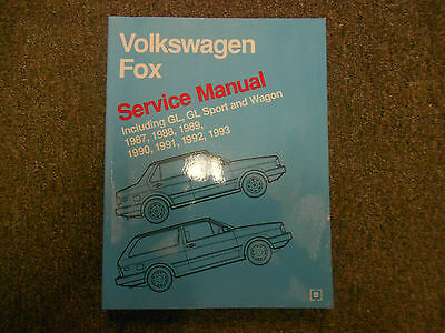 Volkswagen  Fox  1989