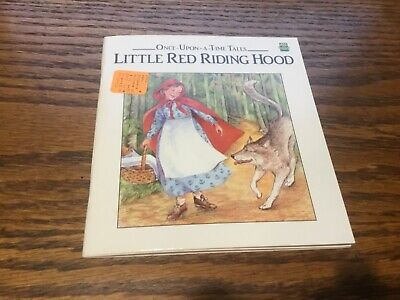 Little Red Riding Hood (Once-Upon-A-Time Tales)