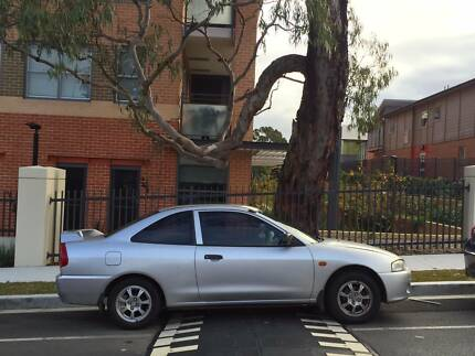 2003 Mitsubishi Lancer Coupe Croydon Burwood Area Preview