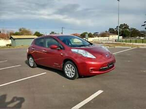2016 Nissan Leaf AZE0 EV Electric Vehicle SOH 95% 30kWh Battery Marion Marion Area Preview