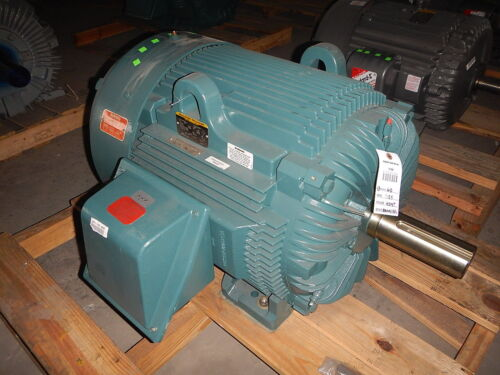 60 Hp Baldor Reliance Electric Motor, 1200 Rpm, 404t 405t Frame, Tefc, 460 V,new