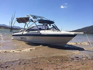 2003 Allison BOWRIDER 175 Wakeboard Boat Arundel Gold Coast City Preview