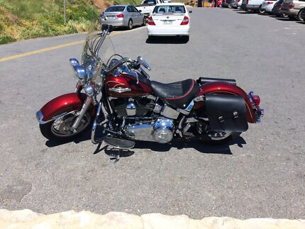 Harley low k's Immac '10 heritage softail