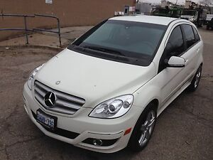 Mercedes Benz B200 sport package