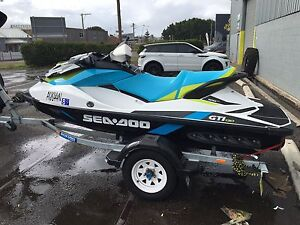 2015 Sea-Doo GTI150 with warranty and thousands $$ of extras Carrington Newcastle Area Preview