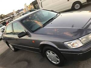 1999 Toyota Camry Sedan with Rego and Rwc Heatherton Kingston Area Preview