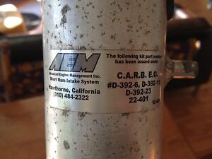 AEM intake pipe Gatineau Ottawa / Gatineau Area image 4