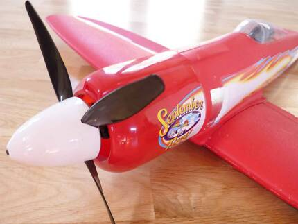 "Thunder Tiger ""September Fury"" Sea Fury Parkflyer RC plane"