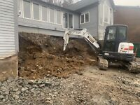 5 Ton Excavator for Hire With Operator