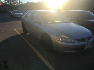 2003 Honda Accord EX -used