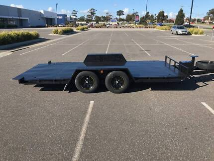 14x6'6 DROP AXLE TANDEM CAR CARRIER - 3 TONNE Narre Warren Casey Area Preview