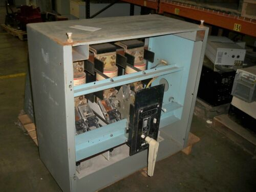 Sp-2 4000a Federal Pacific Electric Switch Used E-ok
