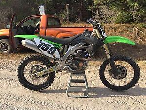 Mint 2009 KX450F