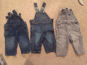 Overalls (washed but not worn)