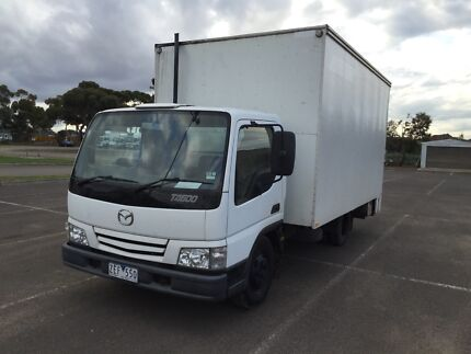 2000 MAZDA T4600 3 TONNE TRUCK LOW KMS LONG REGO Meadow Heights Hume Area Preview