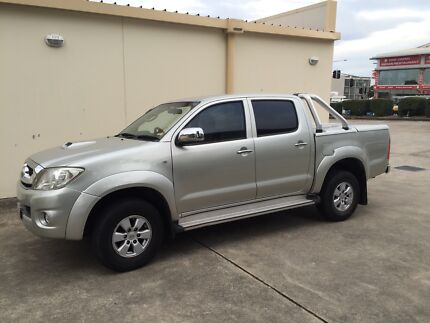 Toyota Hilux MY09 Woolloongabba Brisbane South West Preview