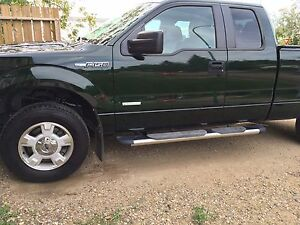 Ford F-150  S/C  4 x 4 with 3.5L Eco boost