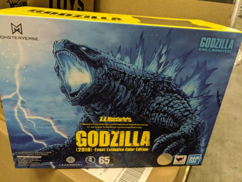 Godzilla: King of the Monsters S.H.MonsterArts Action Figure - Event Exclusive