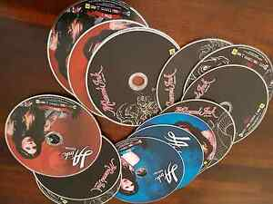 La and Miami ink TV series dvds Forest Lake Brisbane South West Preview