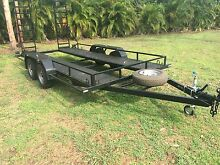 5 meter tandem car trailer Bees Creek Litchfield Area Preview