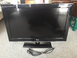 "LG 32LK330 32"" (81cm) HD LCD TV Braybrook Maribyrnong Area Preview"