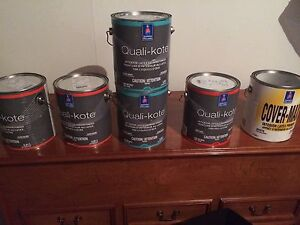 Sherwood Williams paint 30$ per can