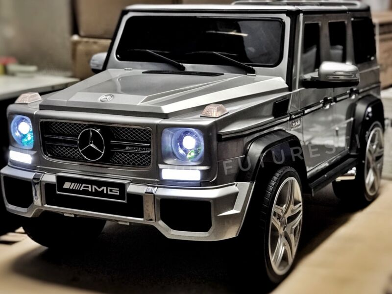 Captivating Big 12V Licensed Mercedes AMG G65 Top End Kids Ride On Cars Remote ...