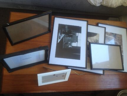 Picture frames - different sizes! SALE!! Bondi Eastern Suburbs Preview