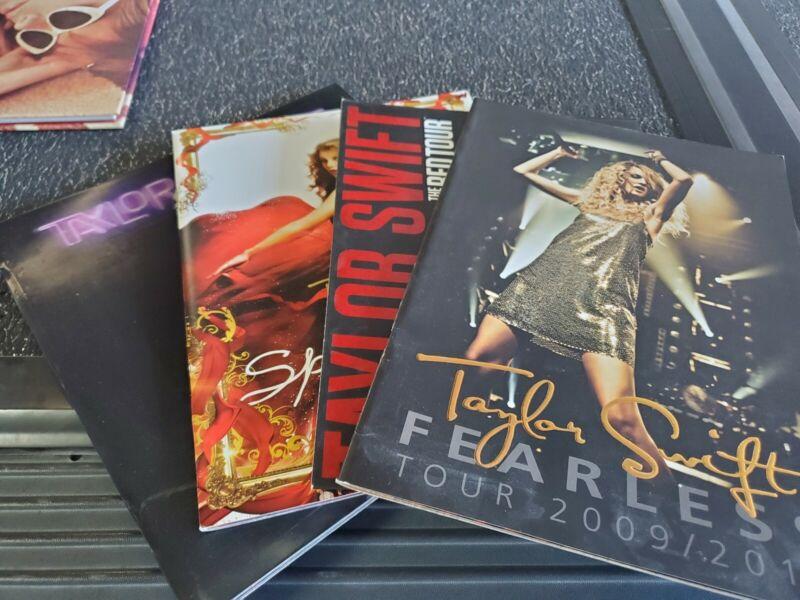 Taylor Swift Tour Book Bundles