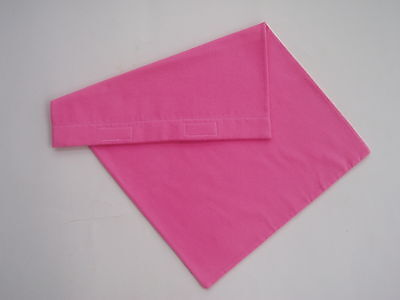 """FLANNEL REPLACEMENT COVER PILLOWCASE  FOR 12""""x16"""" HEATING PA"""