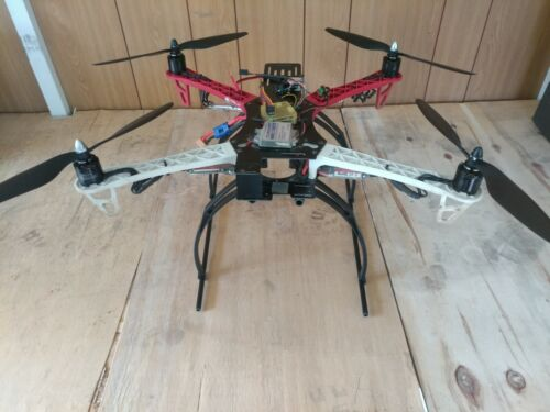 Rc drone quadcopter Reptile 500 Remote control brushless motors ESC  RTF FPV+