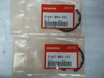 HONDA V65 MAGNA & SABRE FRONT FORK CIR CLIPS NEW OEM