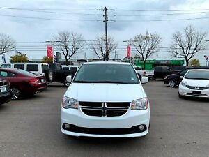 2017 Dodge Grand Caravan Crew CERTIFIED & E-TESTED! **YEAR-END S