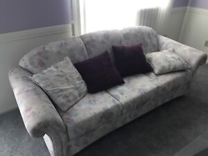 Couch and love seat - Great condition