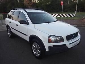 2003 Volvo XC90 Wagon Auto Aircond 4wd 7seater Parramatta Parramatta Area Preview
