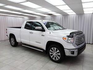 2016 Toyota Tundra LIMITED 5.7L iFORCE 4x4 4DR 5PASS DOUBLE CAB