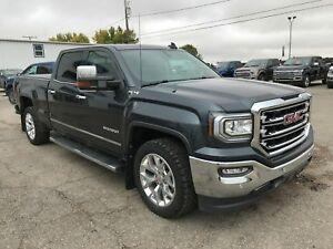 2017 GMC Sierra 1500 SLT Navigation | Heated Leather Seats |...