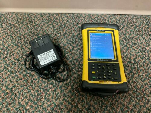 Trimble Nomad Data Collector with Trimble MEP 2.4.0 installed & battery charger