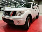 2013 Nissan Navara D40 4X4 - Driveaway Price Breakwater Geelong City Preview