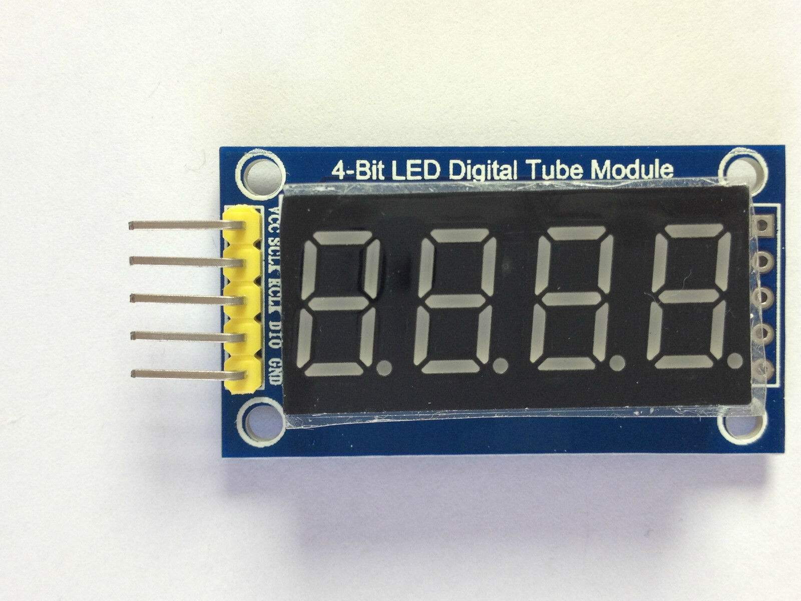 Digit segment display module for arduino tm hc