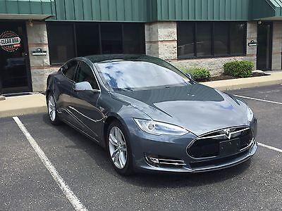 2013 Tesla Model S P85 Performance 2013 Tesla Model S P85 Performance &Tech + Panoramic Roof +XPEL +Passport 9500ci