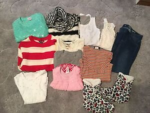 Size 8-10 girls clothes