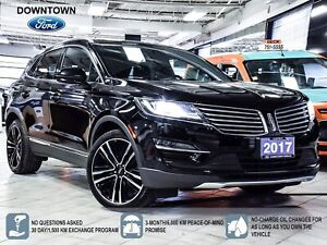 2017 Lincoln MKC Reserve   PWR LIFTGATE   NAV   HTD/CLD SEATS