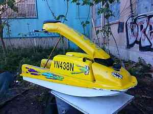 Stand up Jet Ski with spare engine and parts Earlwood Canterbury Area Preview