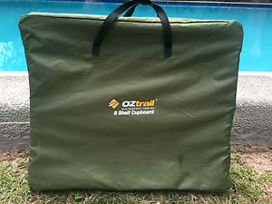 Oz Trail 5 Shelf Cupboard Mooloolaba Maroochydore Area Preview