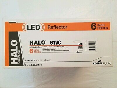 Halo 61vc 6 Led Reflector New In Box